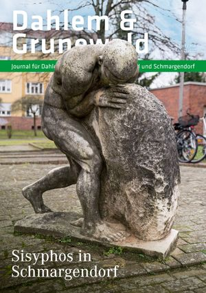 Titelbild Dahlem & Grunewald Journal 2/2020