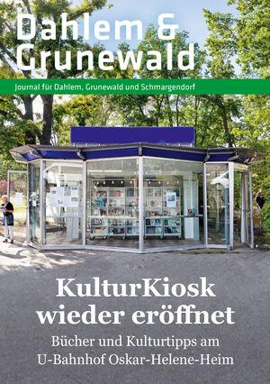 Titelbild Dahlem & Grunewald Journal 5/2020