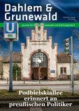 Titelbild: Dahlem & Grunewald Journal Dezember/Januar Nr. 6/2020
