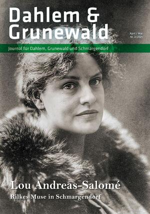 Titelbild Dahlem & Grunewald Journal 2/2021