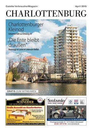 Titelbild Charlottenburg 4/2015
