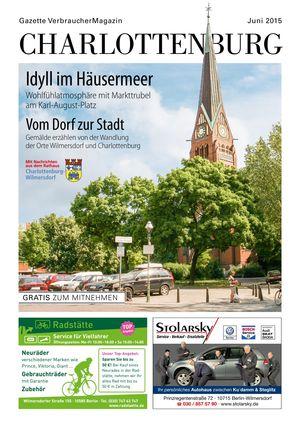 Titelbild Charlottenburg 6/2015