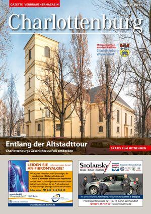 Titelbild Charlottenburg 1/2016