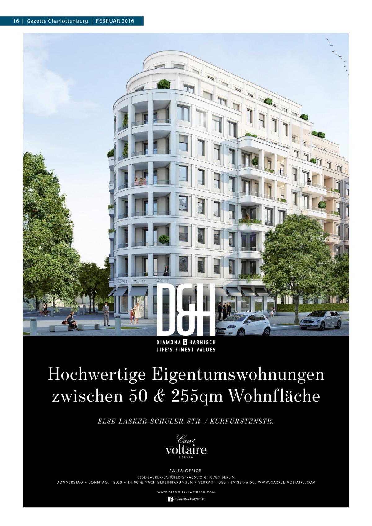 16 Gazette Charlottenburg Februar 2016
