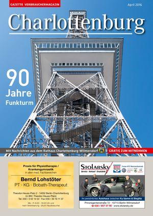 Titelbild Charlottenburg 4/2016