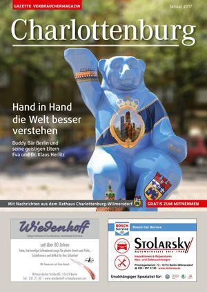 Titelbild Charlottenburg 1/2017