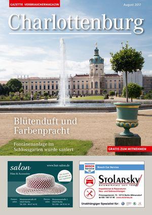 Titelbild Charlottenburg 8/2017