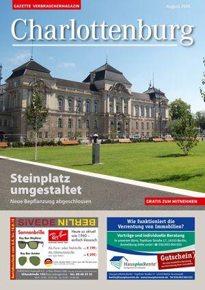 Titelbild Charlottenburg 8/2018