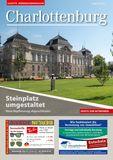 Titelbild: Gazette Charlottenburg August Nr. 8/2018
