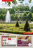 Titelbild: Gazette Charlottenburg September Nr. 9/2018