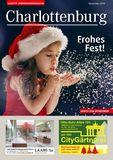 Titelbild: Gazette Charlottenburg Dezember Nr. 12/2018
