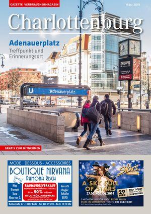 Titelbild Charlottenburg 3/2019