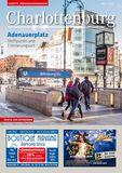 Titelbild: Gazette Charlottenburg März Nr. 3/2019