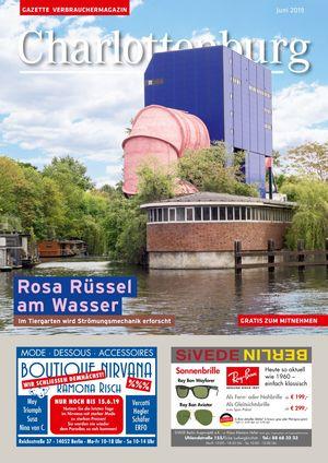 Titelbild Charlottenburg 6/2019