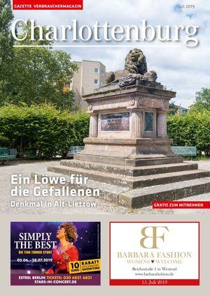 Titelbild Charlottenburg 7/2019