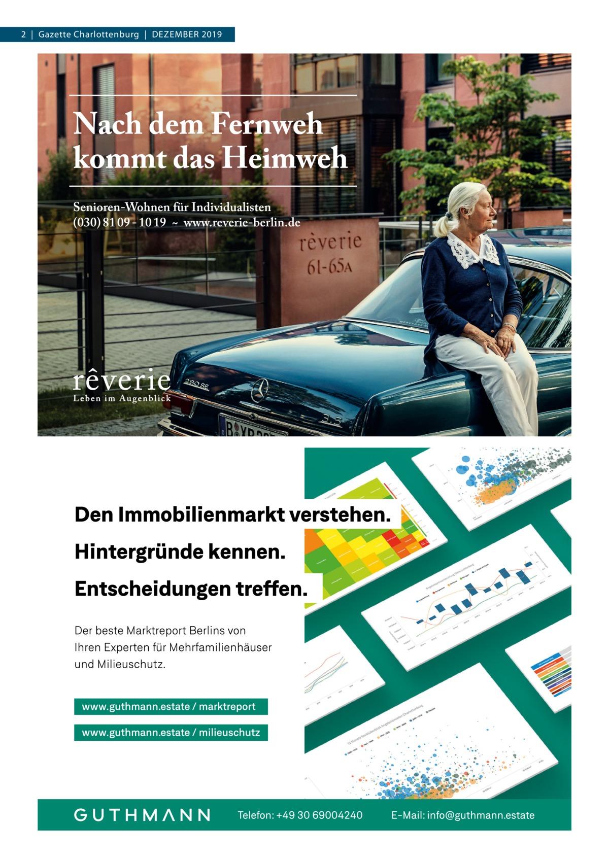 2|Gazette Charlottenburg|Dezember 2019