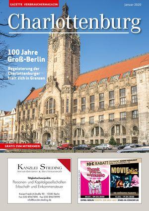 Titelbild Charlottenburg 1/2020