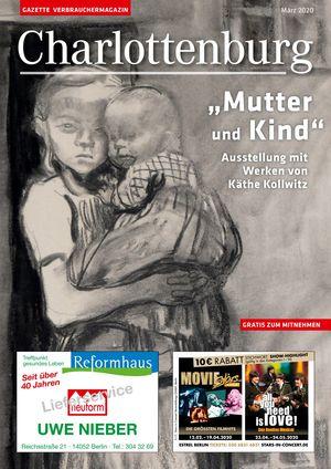 Titelbild Charlottenburg 3/2020