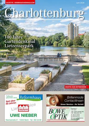 Titelbild Charlottenburg 6/2020