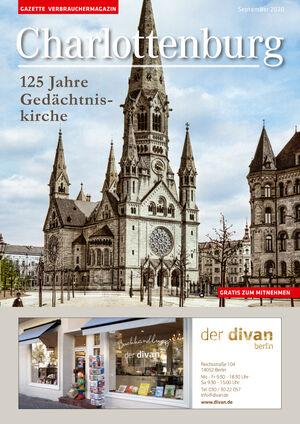Titelbild Charlottenburg 9/2020