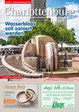 Titelbild: Gazette Charlottenburg Oktober Nr. 10/2020