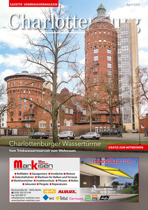 Titelbild Charlottenburg 4/2021