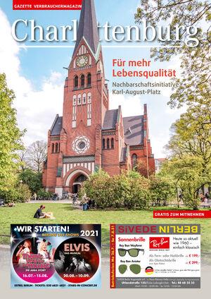 Titelbild Charlottenburg 7/2021