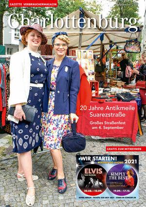 Titelbild Charlottenburg 9/2021