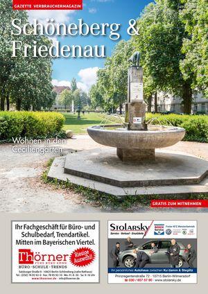 Titelbild Schöneberg & Friedenau 6/2016
