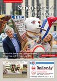 Titelbild: Gazette Schöneberg & Friedenau Januar Nr. 1/2017
