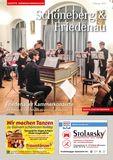 Titelbild: Gazette Schöneberg & Friedenau Februar Nr. 2/2017
