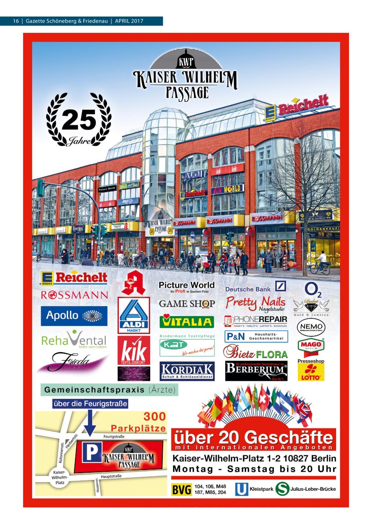 16|Gazette Schöneberg & Friedenau|April 2017