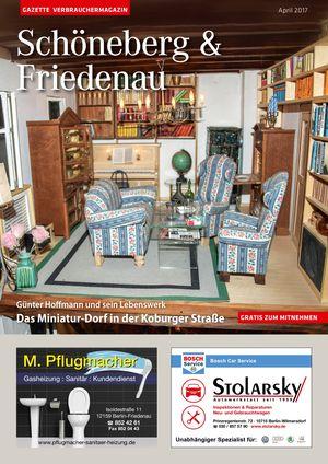 Titelbild Schöneberg & Friedenau 4/2017