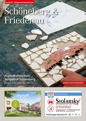Titelbild Schöneberg & Friedenau 6/2017