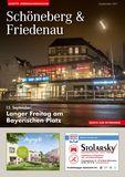 Titelbild: Gazette Schöneberg & Friedenau September Nr. 9/2017