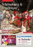 Titelbild: Gazette Schöneberg & Friedenau Oktober Nr. 10/2017