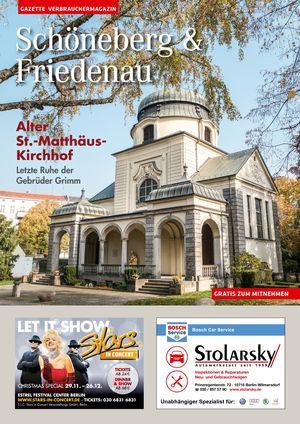 Titelbild Schöneberg & Friedenau 11/2017