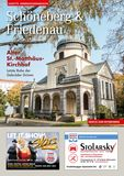 Titelbild: Gazette Schöneberg & Friedenau November Nr. 11/2017