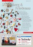 Titelbild: Gazette Schöneberg & Friedenau Dezember Nr. 12/2017