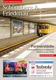 Titelbild: Gazette Schöneberg & Friedenau März Nr. 3/2018