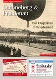 Titelbild: Gazette Schöneberg & Friedenau April Nr. 4/2018