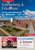 Titelbild: Gazette Schöneberg & Friedenau Mai Nr. 5/2018