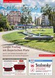 Titelbild: Gazette Schöneberg & Friedenau Juni Nr. 6/2018