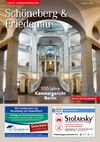 Titelbild: Gazette Schöneberg & Friedenau August Nr. 8/2018