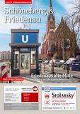 Titelbild: Gazette Schöneberg & Friedenau April Nr. 4/2019
