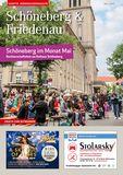Titelbild: Gazette Schöneberg & Friedenau Mai Nr. 5/2019