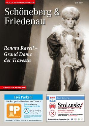 Titelbild Schöneberg & Friedenau 6/2019