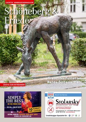 Titelbild Schöneberg & Friedenau 7/2019
