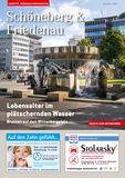 Titelbild: Gazette Schöneberg & Friedenau Oktober Nr. 10/2019