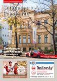 Titelbild: Gazette Schöneberg & Friedenau November Nr. 11/2019